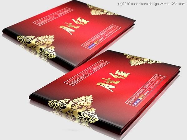 传媒公司标识设计,宣传画册设计