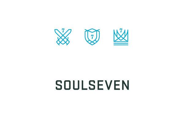 > 美国soulsevendesign工作室标志欣赏(一)