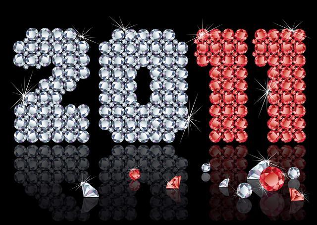 > 它们很可爱,活泼生动的2011字体design