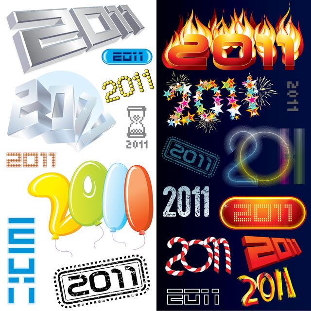 新年新气象,2011年即将来临,您是否已经感觉到了那浓浓的节日气息呢?design师们是否已经开始为节日产品的design做最后的准备呢?视觉中国下吧最新推荐的几款超酷超帅、活泼生动的2011年字体design矢量素材,让您玩转2011,体验非一般的创意。来下吧!更多精美素材等着您!