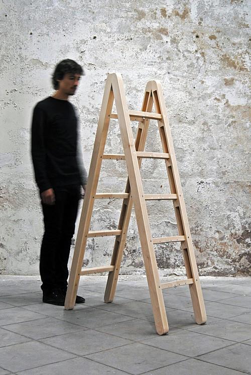 折叠梯子_干将莫邪设计公司,创意盈利之美!济南设计