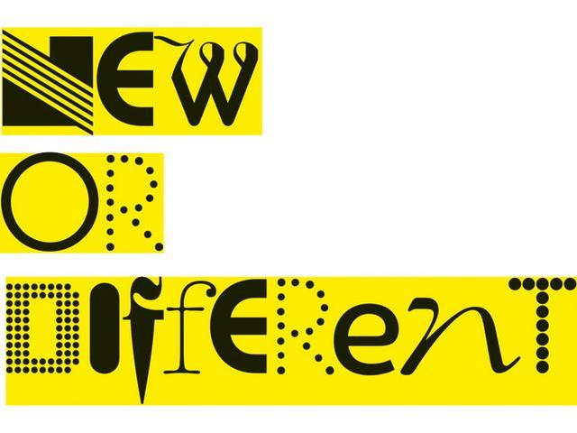> 英国andrew townsend设计作品—字体排版设计