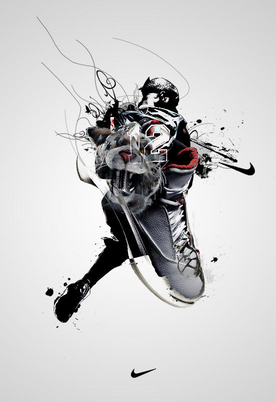 最新动态 设计行业最新动态 > 酷炫运动精髓-体育品牌创意海报大赏(二