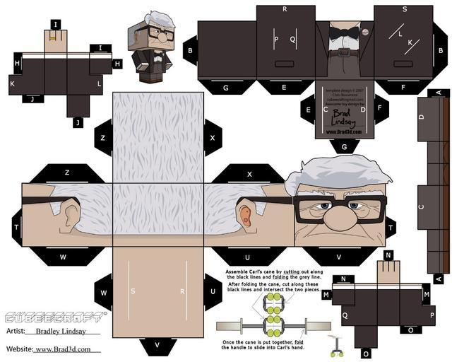 超简单的集锦折纸大图纸:可打印的创意折纸(二内裤泳衣v集锦手工图片