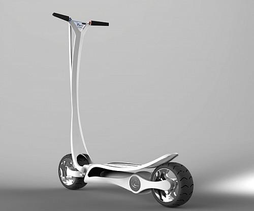 电动,滑板车