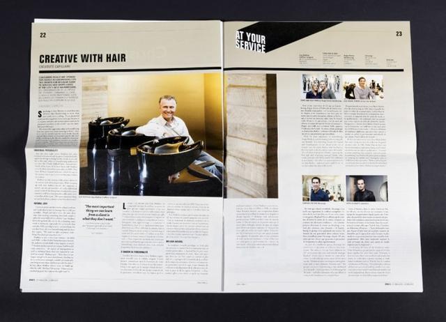 > 2010年度欧洲设计奖-杂志排版(二)图片