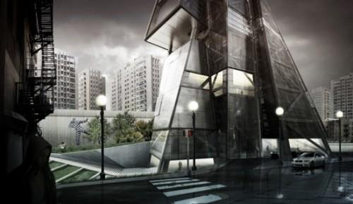 建筑,建筑设计,景观,创意,概念,创意家居,空间设计