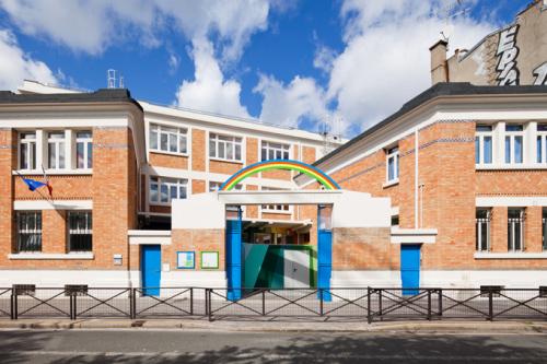 公共空间,建筑设计,室内设计,幼稚园