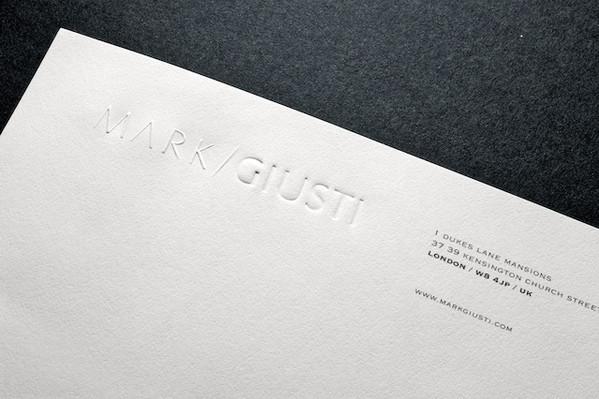 Mark/Giusti,品牌视觉设计,视觉设计,设计作品,Nour S. Kanafani