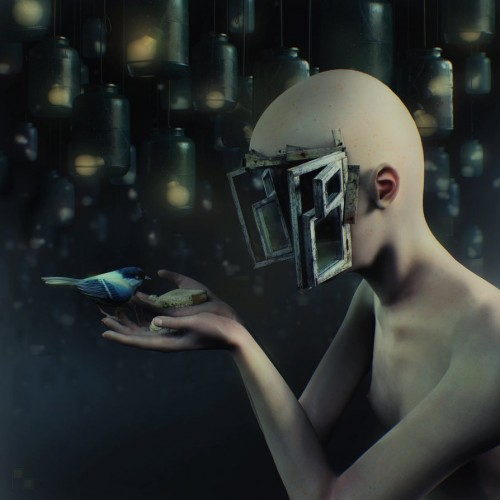 Andrey Bobir,3D艺术,艺术作品,创意设计,创意,艺术家,灵感
