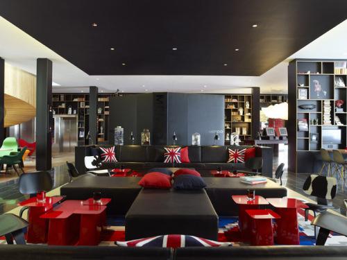 旅馆,室内设计