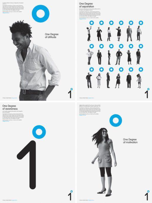 one degree,视觉形象设计,VI形象设计,设计构思,商标设计,创意设计