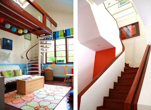 三层小洋楼室内效果图