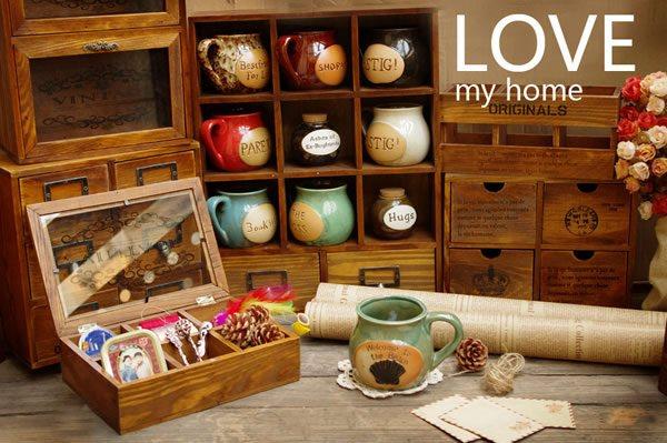 zakka,风格,杂物,收纳柜,可爱