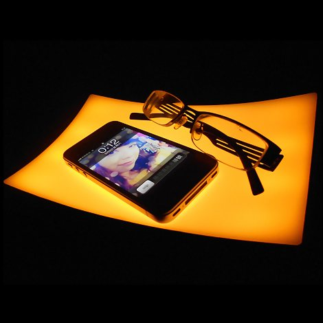 LED,感应,触摸式,小夜灯,炫丽,柔和,手机
